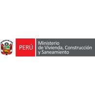 Logo of Ministerio de Vivienda Construccion y Saneamiento
