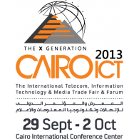 Logo of Cairo ICT
