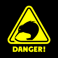 Logo of Danger!