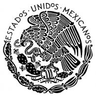 Logo of México (1934-1968)