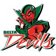 Logo of Mississippi Valley State Delta Devils