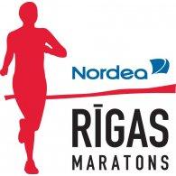Logo of Nordea Rīgas Maratons
