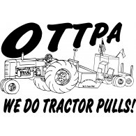 Logo of Old Time Tractor Pullers Association