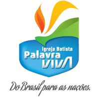 Logo of Igreja Batista Palavra Viva