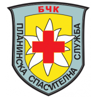 Logo of Планинска спасителна служба