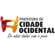 Logo of Prefeitura de Cidade Ocidental