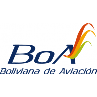 Logo of BOA - Boliviana de Aviación