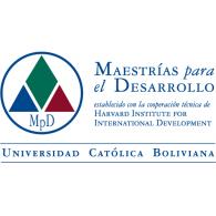Logo of Maestrias Para el Desarrollo