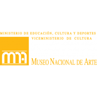 Logo of Museo Nacional de Arte
