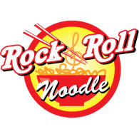 Logo of Rock & Roll Noodle