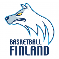 Logo of Basketball Finland