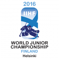 Logo of 2016 IIhf World Junior Championship