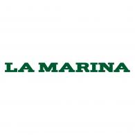Logo of La Marina tienda departamental