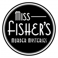 Logo of Miss Fisher's Murder Mysteries