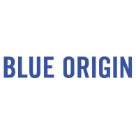 Logo of Blue Origin