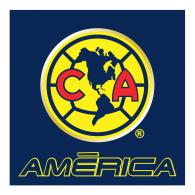 club de futbol am rica brands of the world download vector rh brandsoftheworld com logo del america mexico logo del america de cali