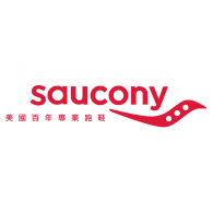 Logo of Saucony Taiwan