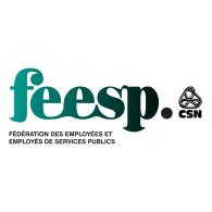 Logo of Fédération des Employées et Employés de Services Publics