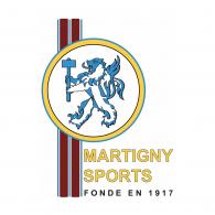 Logo of FC Martigny-Sports