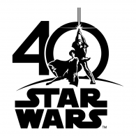Star wars 40th anniversary brands of the world download vector logo of star wars 40th anniversary altavistaventures Choice Image