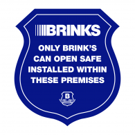 Logo of Brinks