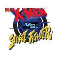 Logo of X-Men vs Street Fighter