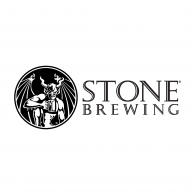 Logo of Stone Brewing