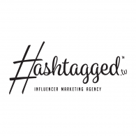 Logo of Hashtagged