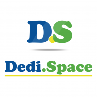 Logo of DediSpace Telecom
