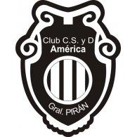Logo of Deportivo América de General Pirán Buenos Aires
