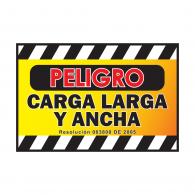 Logo of Carga larga y ancha