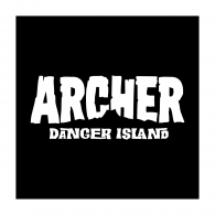 Logo of Archer Danger Island