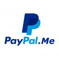 Logo of PayPal Me