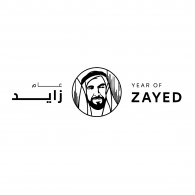 Logo of Year of Zayed
