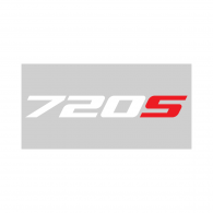 Logo of 720S Mc Laren