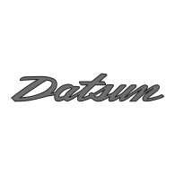Logo of Datsun