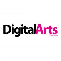 Logo of Digital Arts