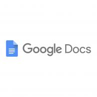 Logo of Google Docs