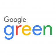 Logo of Google Green