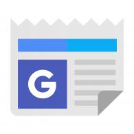 Logo of Google News