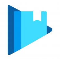 Logo of Google Play Books