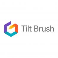 Logo of Google TiltBrush