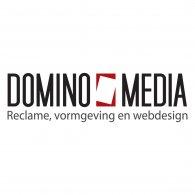 Logo of Domino  Media