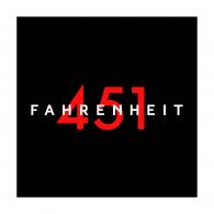 Logo of Farenheit 451