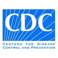 Logo - letters CDC in blue box