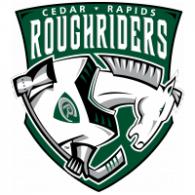 Logo of Cedar Rapids Rough Riders
