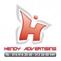 Logo of Hendy Advertising