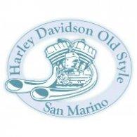 Logo of Harley Davidson Old Style San Marino