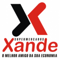 Logo of Supermercados Xande Ltda.