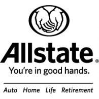 allstate brands of the world download vector logos and logotypes rh brandsoftheworld com New Allstate Logo New Allstate Logo